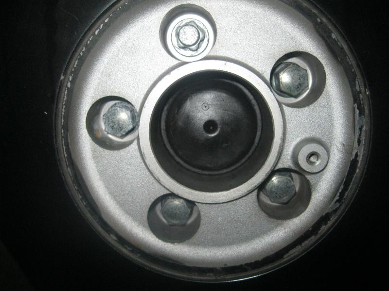 locking lug nut? - Mercedes-Benz Forum