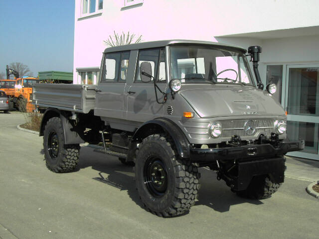 416 Unimog for Sale http://www.benzworld.org/forums/unimog/1427000-416-dokas-xl-wheelbase.html