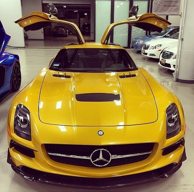 Black Series Yellow Color Paint Code Mercedes Benz Forum