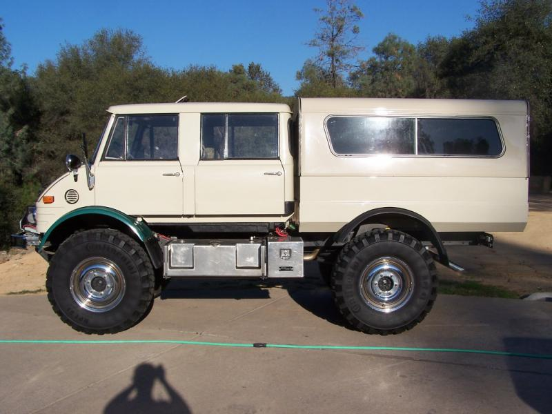 Unimog For Sale Usa >> DOKA for sale - Mercedes-Benz Forum