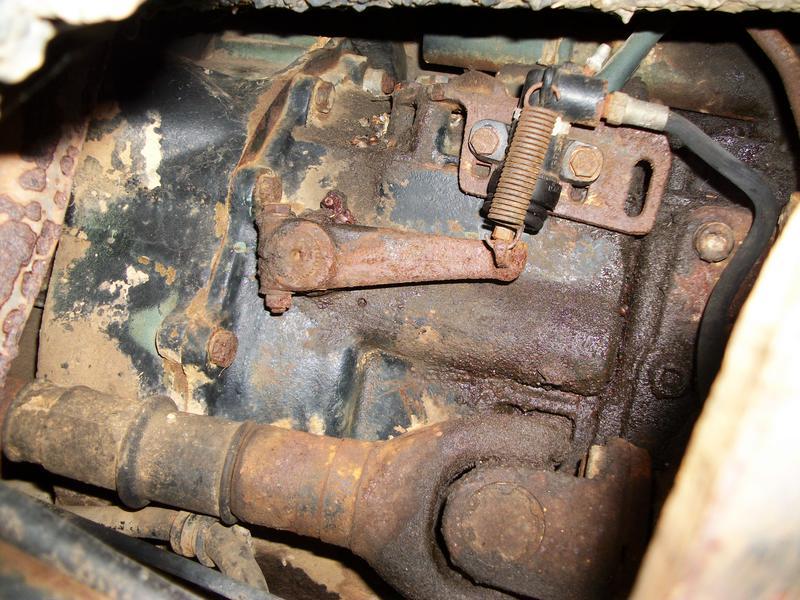 Mercedes Benz Unimog >> Unimog 406 Slave Cylinder - Mercedes-Benz Forum