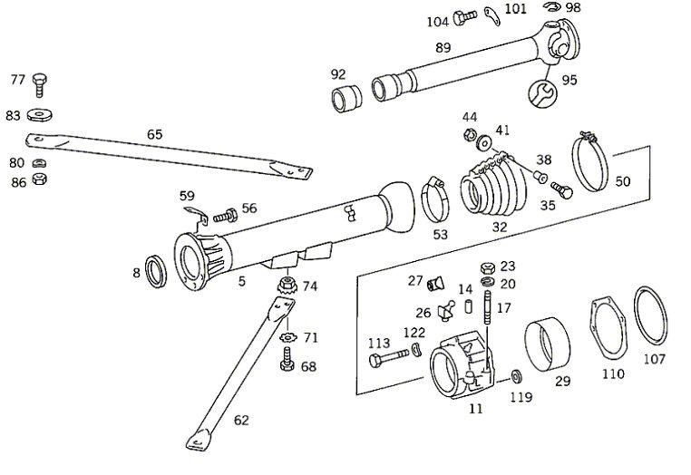 Mercedes Spare Parts - Page 2 - Mercedes-Benz Forum