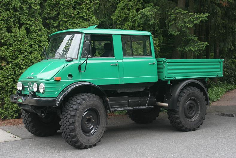 Diesel Near Me >> FOR SALE '76 UNIMOG DOKA - Mercedes-Benz Forum