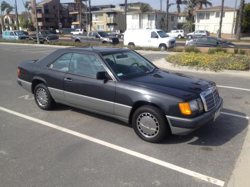 New 1988 300ce owner! - Mercedes-Benz Forum
