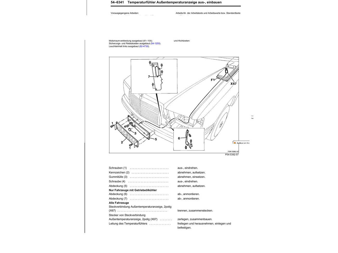 Erfreut Audi A6 Temp Sensor Schaltplan Bilder - Elektrische ...