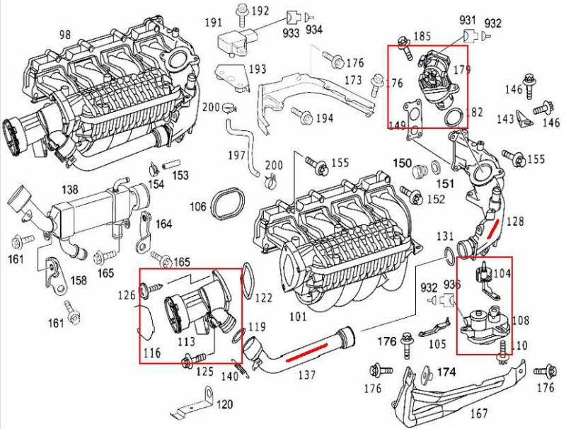 engine coolant level sensor location  engine  free engine