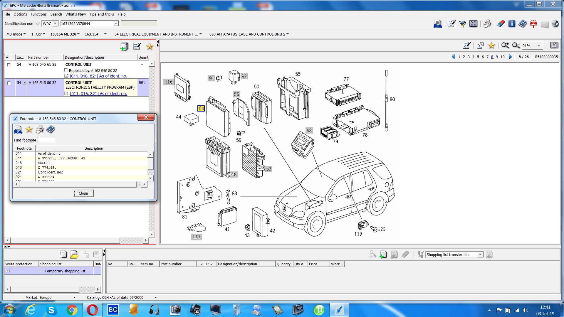 ABS control module N47-5 - Mercedes-Benz Forum