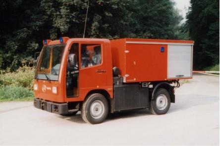 Ux100 unimog