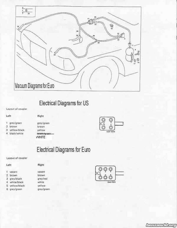 Mercedes 240d Wiring Diagram