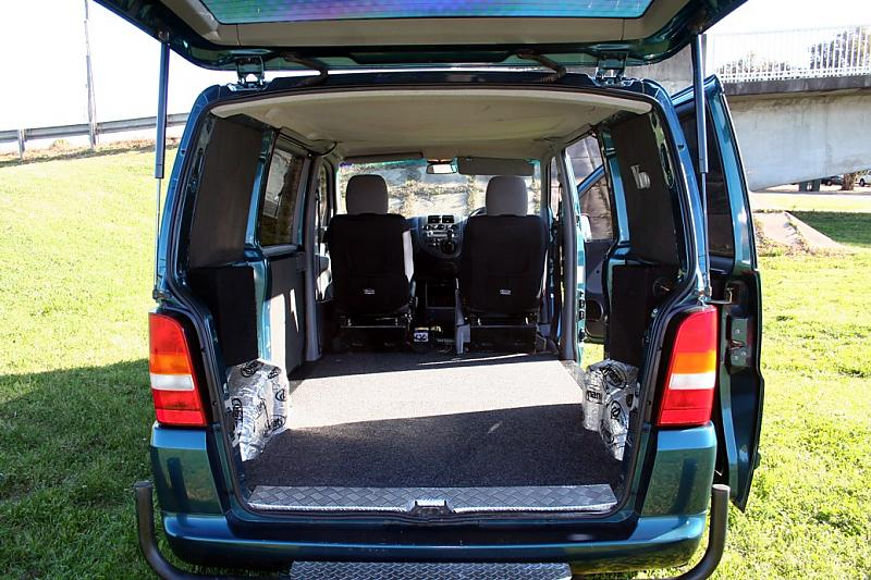 pimped out van interiors