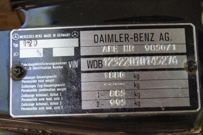 vin w123 weights four mercedes benz ce ayres offline stephen