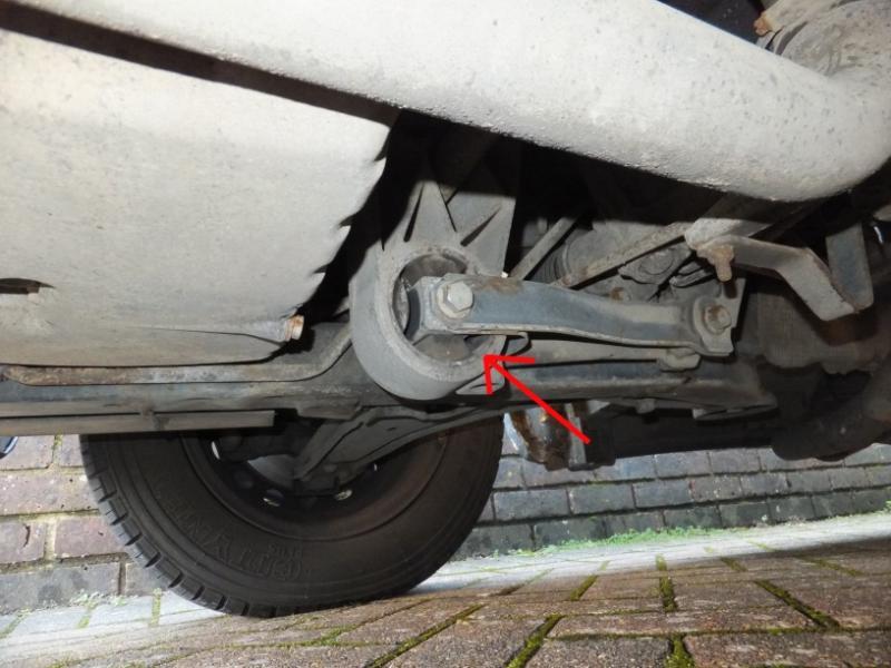 2003 Vito Lower Engine Mount Worn Out - Mercedes-Benz Forum