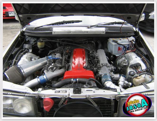 Mercedes benz engine swap