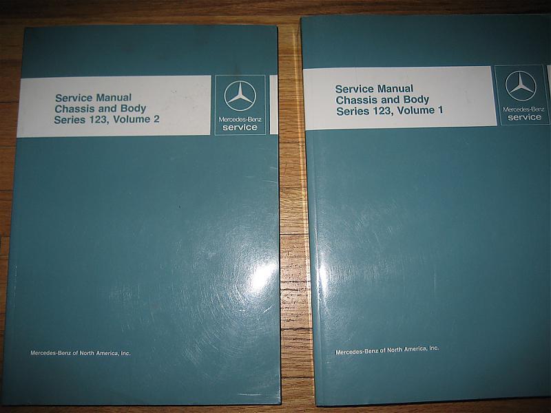 fs w123 and w116 factory service manuals la area mercedes benz forum rh benzworld org w123 service manual library mercedes benz model w123 service manual library