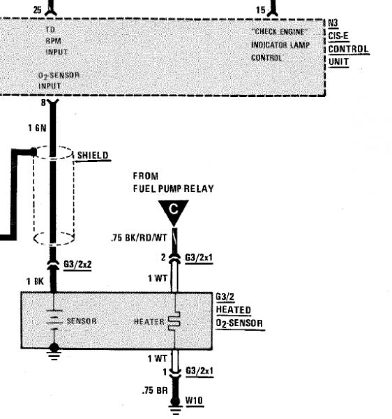 oxygen sensor lambda sensor voltage testing mercedes. Black Bedroom Furniture Sets. Home Design Ideas