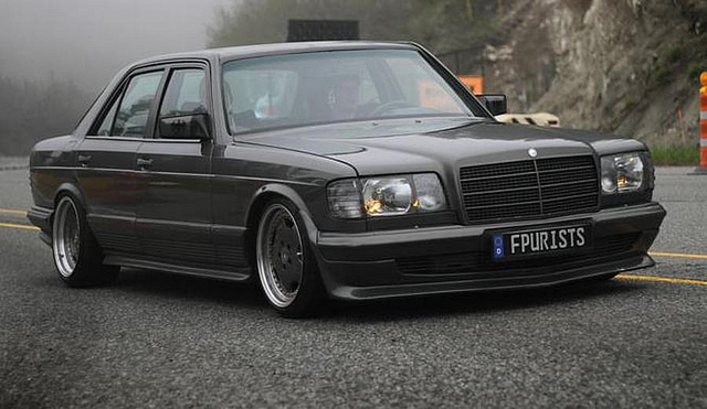 The w126 shorty se history picture thread mercedes for Mercedes benz name origin