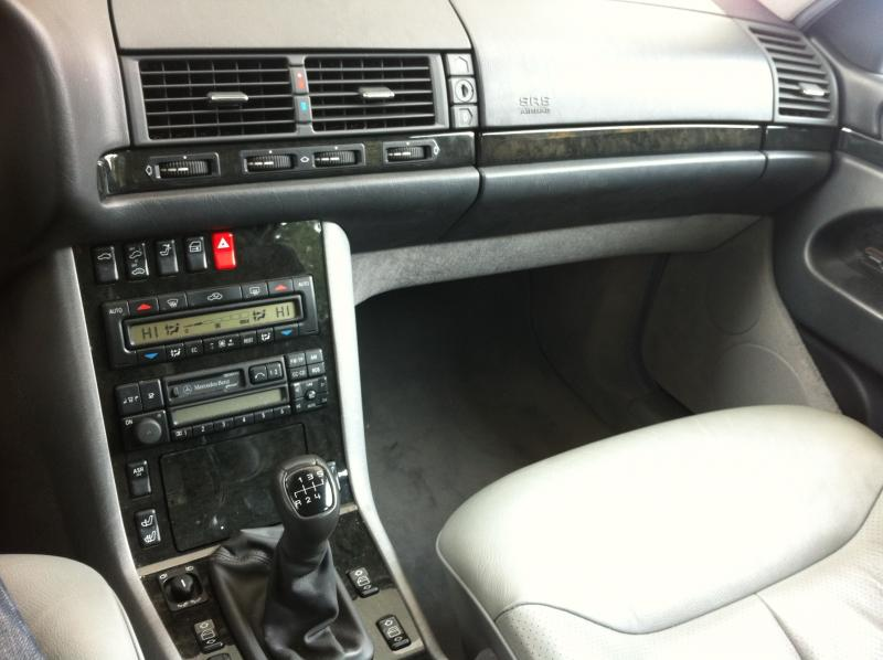 you know you are an s w140 owner when page 4 mercedes benz rh benzworld org mercedes s class manual transmission 6-Speed Manual Transmission