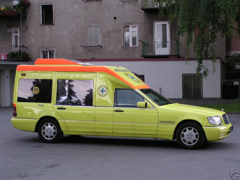 D W Ambulance W S Tdkrankenwagen Ct