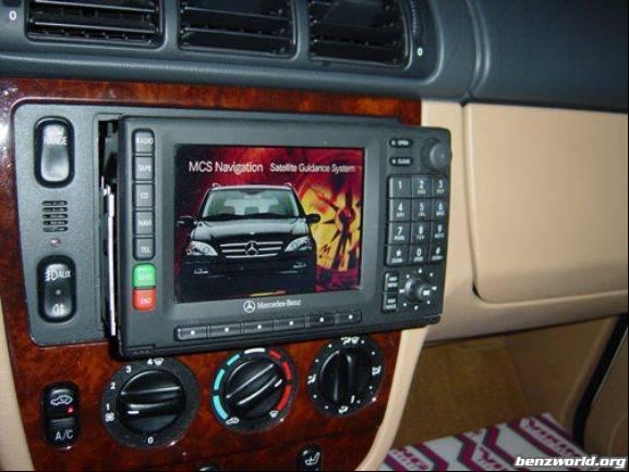2003 Mercedes Benz Ml320 Radio – Wonderful Image Gallery