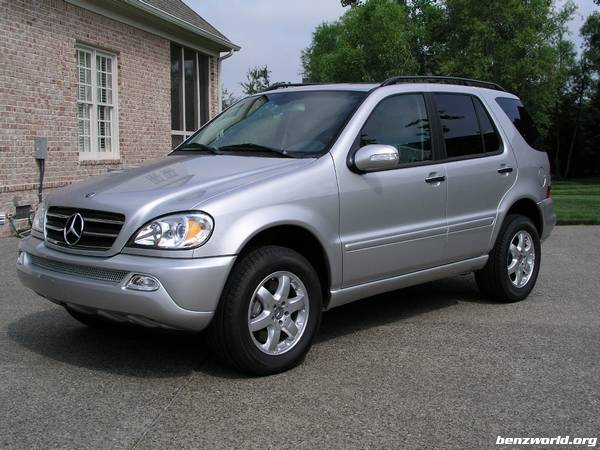 2003 Mercedes Ml500 For Sale