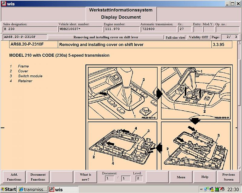 transmission control unit