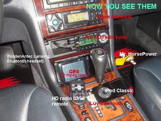 Slk 2004, Audio 50 + bluetooth - Mercedes-Benz Forum
