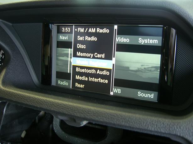 2010 Mercedes C300 Hidden Features