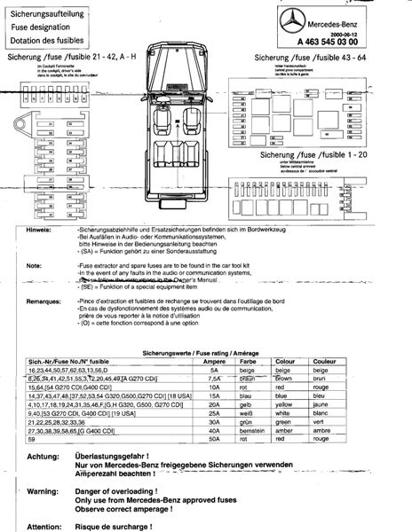 185346d1215279114 w463 fuse list w463 g500 fuse list page 1 w463 fuse list page 2 mercedes benz forum mercedes g wagon fuse box location at panicattacktreatment.co