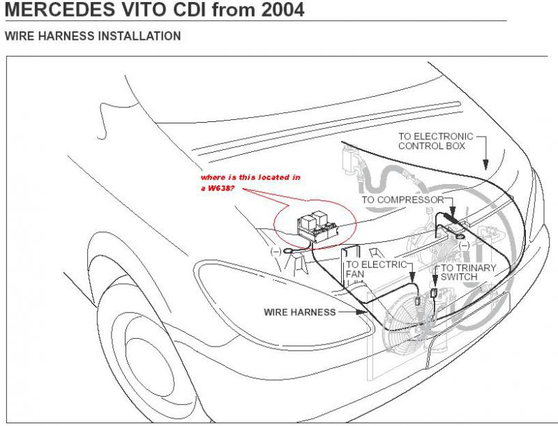 Mercedes Wiring Diagrams Technical Schematics Etc Page 21