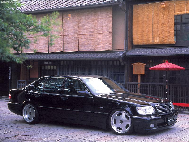 Mercedes S 600 1998