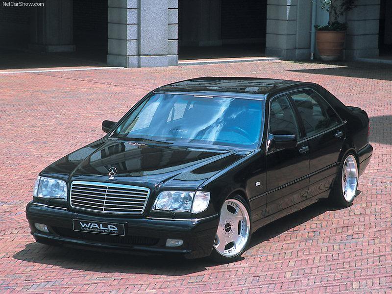 2002 Wald Mercedes Benz S Class. Mercedes-Benz Discussion