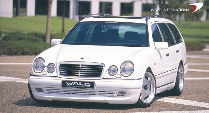 1998 Wald Mercedes Benz C Class Wagon. Advice needed: 1998 E320