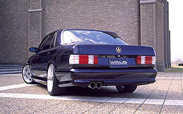 wald body kit for w126 - Page 2 - Mercedes-Benz Forum