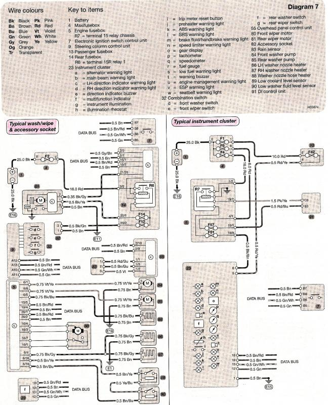 Accessory Wiring Diagram on