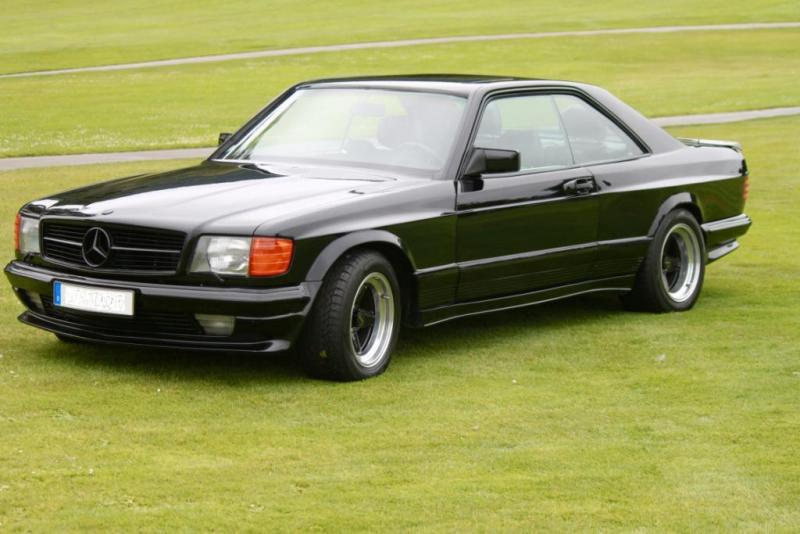 the unofficial w126 coupe sec picture thread page 4 mercedes benz forum. Black Bedroom Furniture Sets. Home Design Ideas