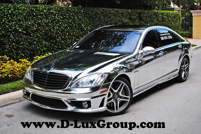 Chrome 2008 Mercedes Benz S63 AMG - Mercedes-Benz Forum Mercedesforum