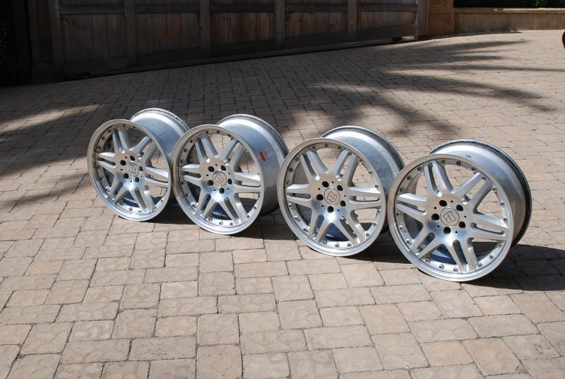Fs  18 Brabus Wheels For Sl500