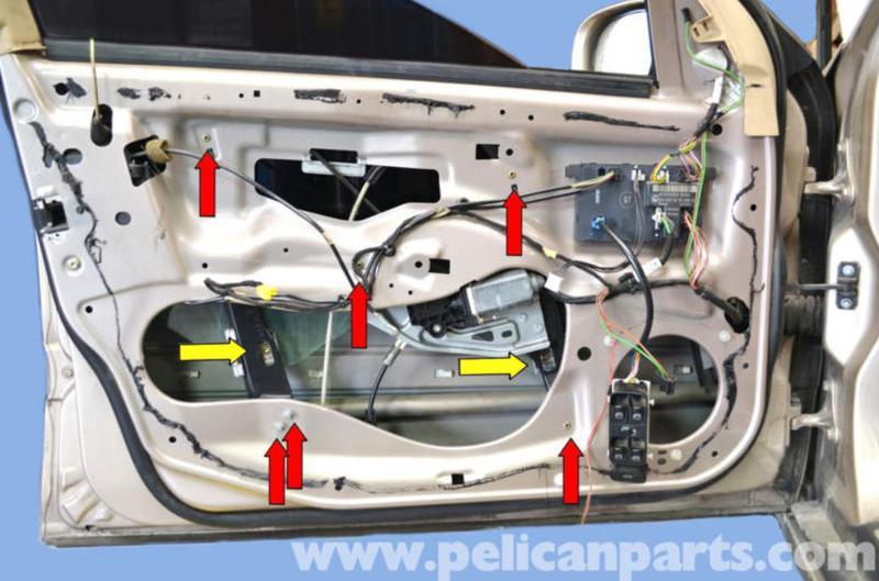 Window Regulator Broken Mercedes Benz Forum