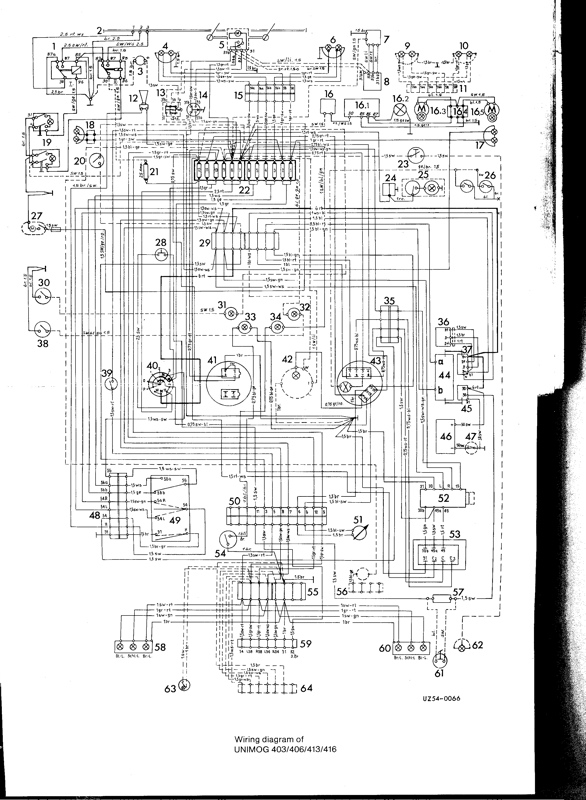 406 Wiring Diagram
