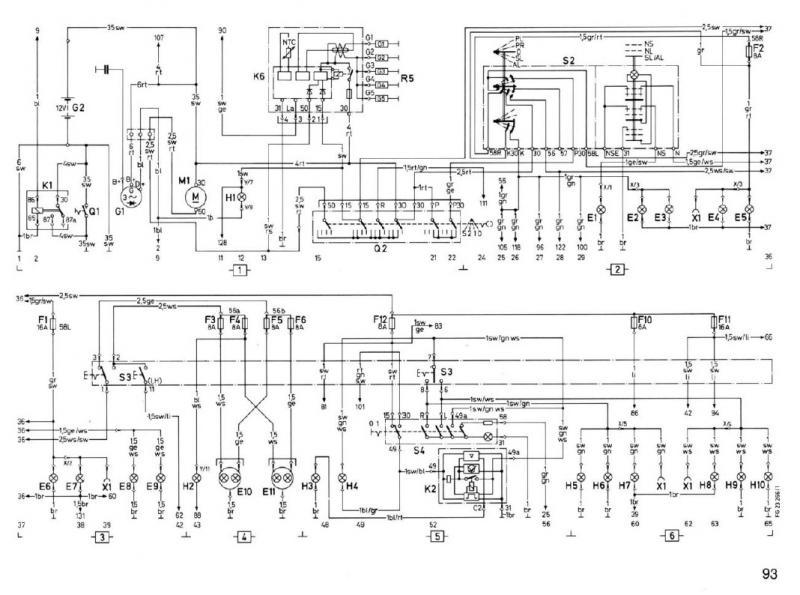 w460 speedometer wiring diagram | Mercedes-Benz Forum