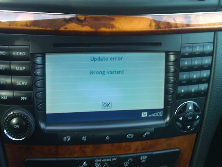 Comand Aps Ntg1 Firmware Upgrade Mercedes Benz Forum