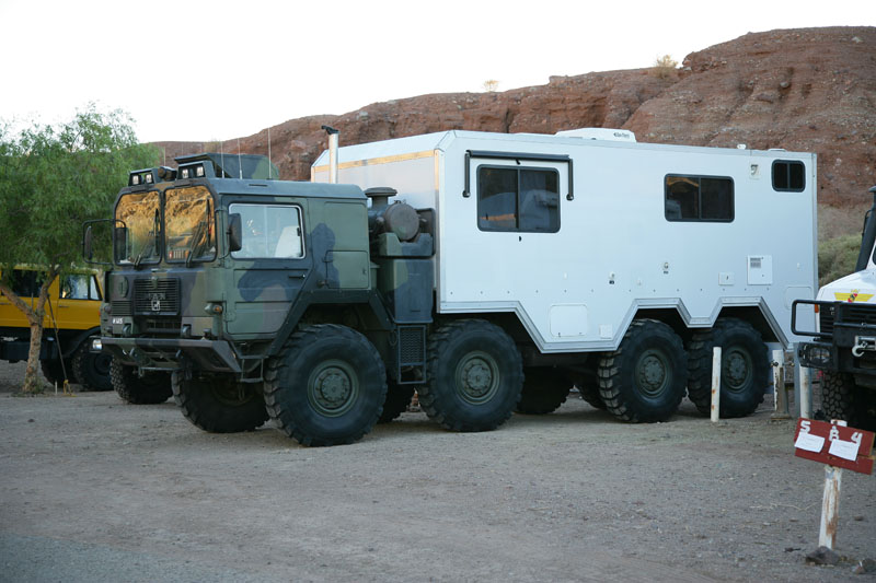 Unimog U2450L 6x6 as Expedition Camper? - Mercedes-Benz Forum