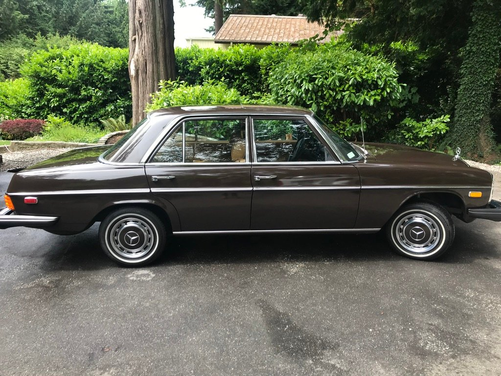 1974 240D for sale