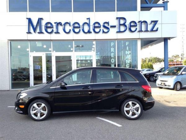 Showcase cover image for BenzVillageGuy's 2014 Mercedes-Benz B250