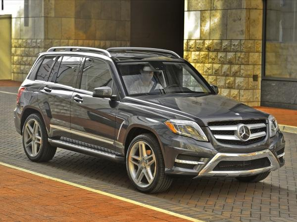 Showcase cover image for GLK 350