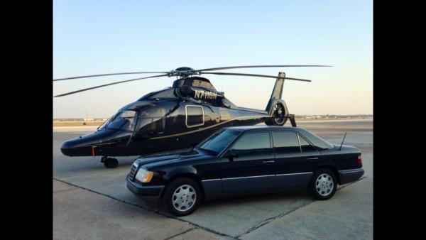 Showcase cover image for Jetdude1010's 1995 Mercedes-Benz E300D