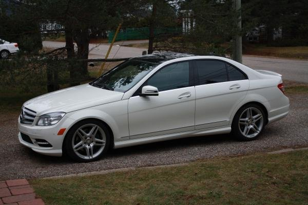 Showcase cover image for KenC350's 2011 Mercedes-Benz C350 4Matic AMG kit