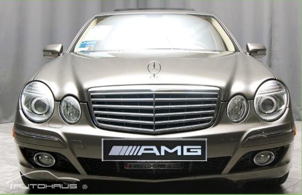 Showcase cover image for stealth7656's 2009 Mercedes-Benz E350