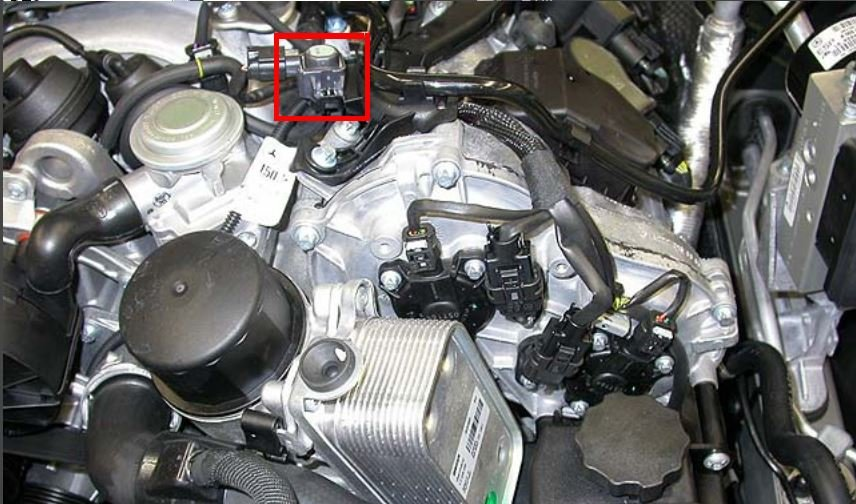 2006 C230 System too rich at IDLE code P2188 P2190