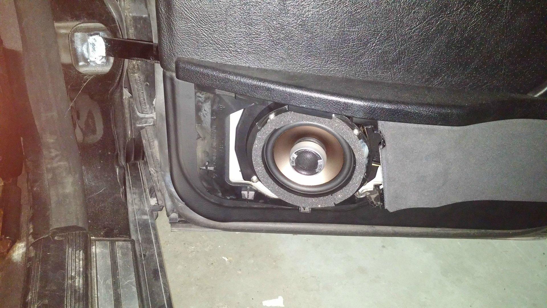 Upgraded my sound system!!! | Mercedes-Benz Forum